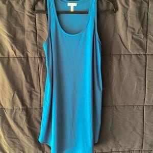 Leigh tank dress